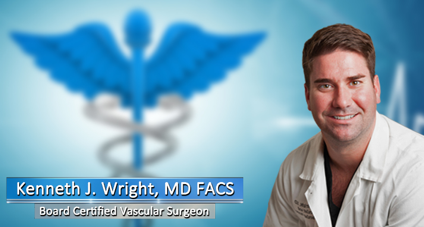 Tampa Vascular Doctor - Kenneth J Wright MD FACS